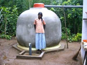 5000 litre tank